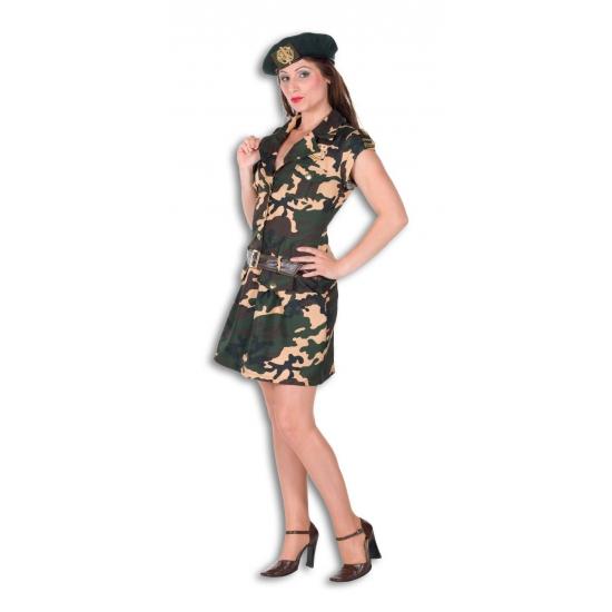 1167241be2021e Soldaten dames jurkje in Beroepen kostuums winkel